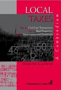 Local Taxes. A compendium
