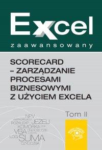 Excel zaawansowany  - ScoreCard - zarządzanie procesami biznesowymi z użyciem Excela