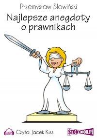 Najlepsze anegdoty o prawnikach