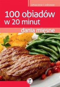 100 obiadów w 20 minut. Dania mięsne