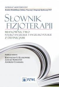 Słownik fizjoterapii