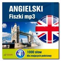 Angielski Fiszki mp3 1000 słówek dla znających podstawy - Opracowanie zbiorowe - audiobook