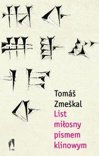 List miłosny pismem klinowym - Tomáš Zmeškal - ebook