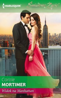 Widok na Manhattan - Carole Mortimer - ebook