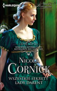 Wszystkie sekrety lady Darent - Nicola Cornick - ebook