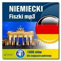 Niemiecki Fiszki mp3 1000 słówek dla znających podstawy
