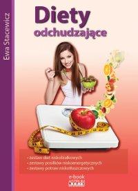 Diety odchudzające - Ewa Stacewicz - ebook