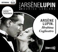 Arsene Lupin Hrabina Cagliostro - Maurice Leblanc - audiobook