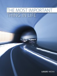 The Most Important Thing in Life - L. M. Book - ebook