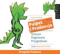 Pulpet i Prudencja. Smocze Pogotowie Przygodowe - Joanna Olech - audiobook
