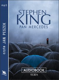 Pan Mercedes - Stephen King - audiobook