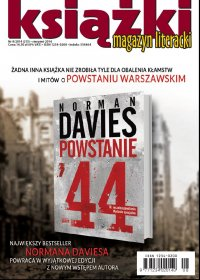 Magazyn Literacki KSIĄŻKI 8/2014