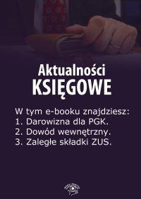 Aktualności księgowe. Wydanie marzec 2014 r.