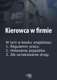 Kierowca w firmie. Wydanie luty 2014 r.