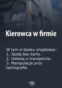 Kierowca w firmie. Wydanie specjalne marzec 2014 r.