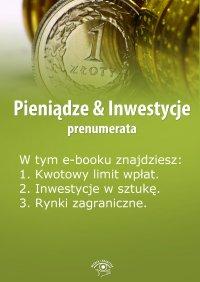 Pieniądze & Inwestycje. Wydanie kwiecień 2014 r.