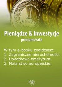 Pieniądze & Inwestycje. Wydanie maj 2014 r.