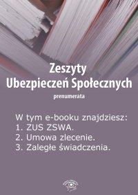 Zeszyty Ubezpieczeń Społecznych. Wydanie marzec 2014 r.