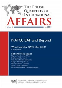 The Polish Quarterly of International Affairs 2/2014 - Łukasz Kulesa - ebook