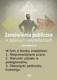 Zamówienia publiczne w pytaniach i odpowiedziach. Wydanie specjalne lipiec 2014 r.