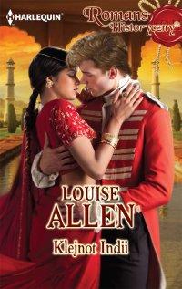 Klejnot Indii - Louise Allen - ebook