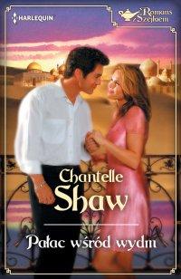 Pałac wśród wydm - Chantelle Shaw - ebook