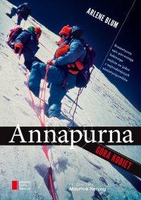 Annapurna. Góra kobiet - Arlene Blum - ebook