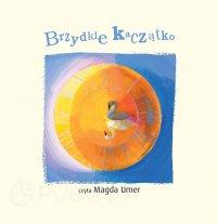 Brzydkie Kaczątko - Jarosław Mikołajewski - audiobook