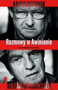 Rozmowy w Awinionie - Adam Michnik - ebook