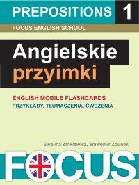 Angielskie przyimki. Zestaw 1 - Ewelina Zinkiewicz - ebook