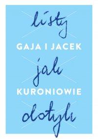 Listy jak dotyk - Jacek Kuroń - ebook