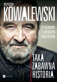Taka zabawna historia - Juliusz Ćwieluch - ebook