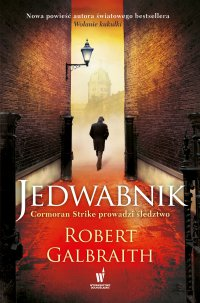 Jedwabnik - Robert Galbraith - ebook