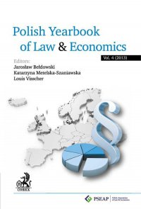 Polish Yearbook of Law and Economics. Vol. 4 (2014)