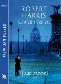 Oficer i szpieg - Robert Harris - audiobook