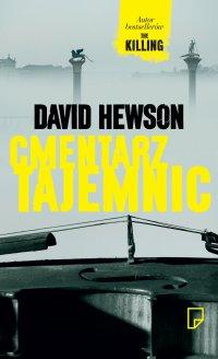 Cmentarz tajemnic - David Hewson - ebook