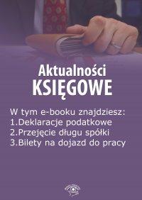 Aktualności księgowe, wydanie wrzesień 2014 r.