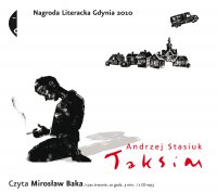 Taksim - Andrzej Stasiuk - audiobook