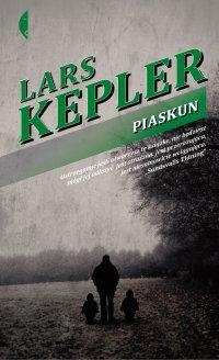 Piaskun - Lars Kepler - ebook