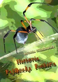 Historia Pajączka Robina - Sylwia Gliniewicz - ebook