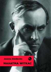 Mahatma Witkac - Joanna Siedlecka - ebook