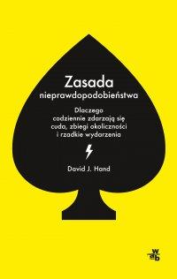 Zasada nieprawdopodobieństwa - David Hand - ebook