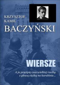 Wiersze - Krzysztof Kamil Baczyński - ebook