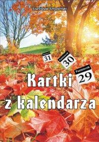 Kartki z kalendarza - Stanisław Smoleński - ebook