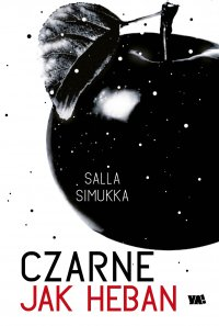 Czarne jak heban - Salla Simukka - ebook