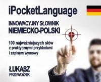 iPocketLanguage. Innowacyjny słownik niemiecko-polski - Łukasz Przewoźnik - ebook