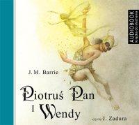 Piotruś Pan i Wendy - James M. Barrie - audiobook