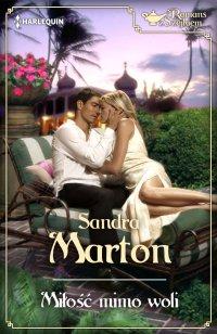 Miłość mimo woli - Sandra Marton - ebook