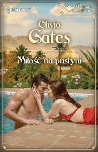 Miłość na pustyni - Olivia Gates - ebook