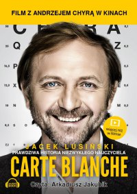 Carte blanche - Jacek Lusiński - audiobook